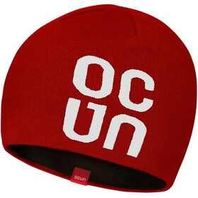Ocun Logo Gorra, red